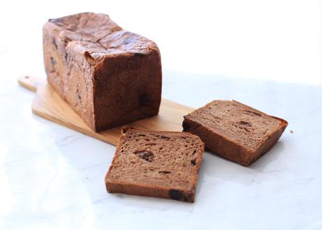 【チョコ食】『 プレミアムショコラ』|  約20cm 1斤半:そのまま食べてもトーストしてもどちらでもお好みで♪