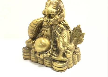 銅 噴水龍