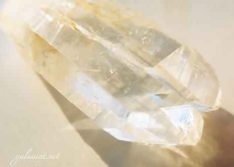 Columbia Lemurian seed crystal