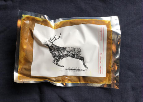 001 Ezo venison curry  यजो हिरण करी  蝦夷鹿のカリー