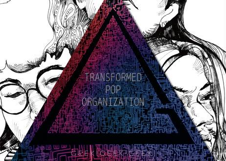 《3,000円コース》【プレミアム体験なし/HPにお名前掲載】ーTransformed Pop Organization【自由価格】ー