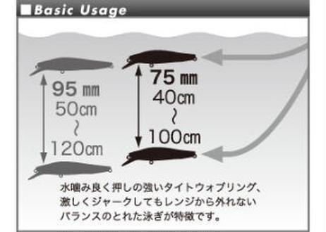 I.B.Minnow Jet 75mm 9.0g