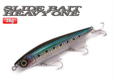 Slide Bait Heavy One 120mm 28g