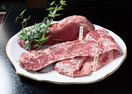 【厚ステーキ】特選和牛タン 120g