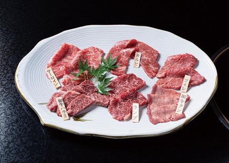 【焼肉】昇りゅう焼肉セット 180g(御一人様分)