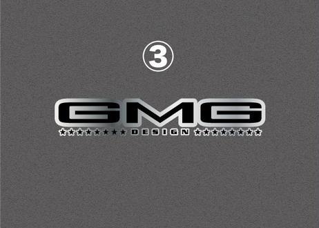 GMG ロゴステッカー 各種