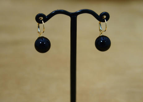 Onix German Earrings