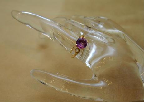 Light Amethyst Ring (r/d)