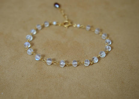 Royal Moonstone Bracelet(b/c)