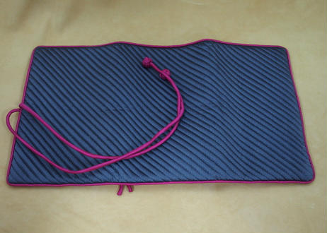 Jewelry Case(Gray&pink)