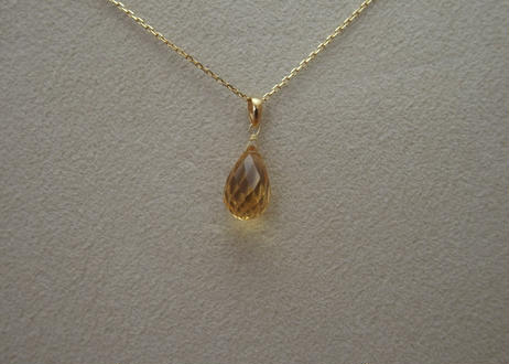 Citrine Pendant Top(d/c)