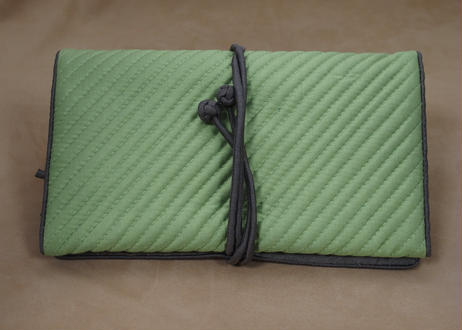 Jewelry Case(green&khaki)