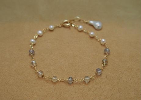 Water Color Sapphire Bracelet