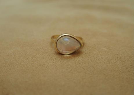 Royal Moonstone Drop Ring(p/s)
