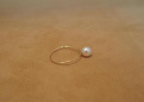 AKOYA Pearl Petit Ring