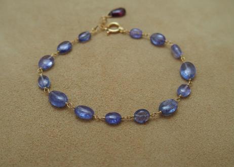 Tanzanite Design Bracelet(t/b)