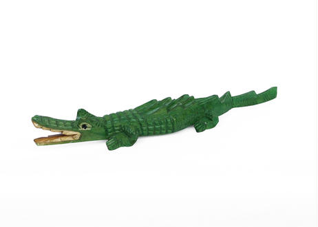 Folk Art Aligator