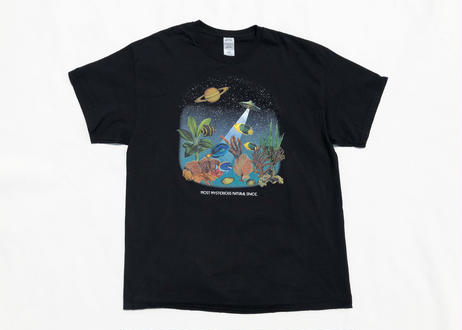 "TRIPWIRE ""NATURAL SPACE"" S/S T-shirts"