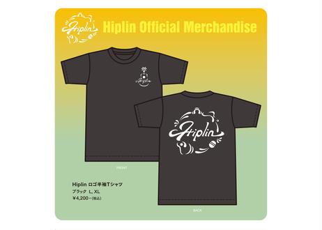 Hiplin ロゴ半袖Tシャツ