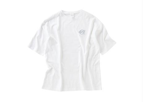 GeG オリジナルサイン 半袖Tシャツ(刺繍ロゴ)