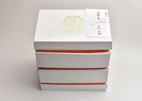 2021年夏 お中元 口福餅(18個入り・全種類詰め合わせ) 和包装