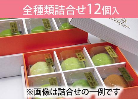 口福餅(12個入り・全種類詰め合わせ)