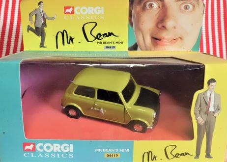 コーギー Mr.ビーンのMINI