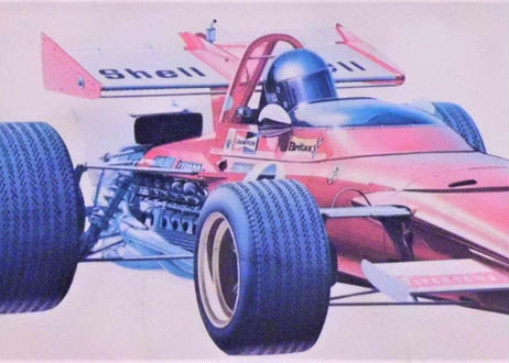 タミヤ 1/12 フェラーリ 312B<初版>