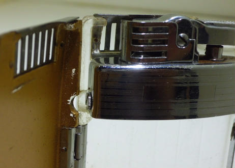 ハドソン オイルライター付シガレットケース