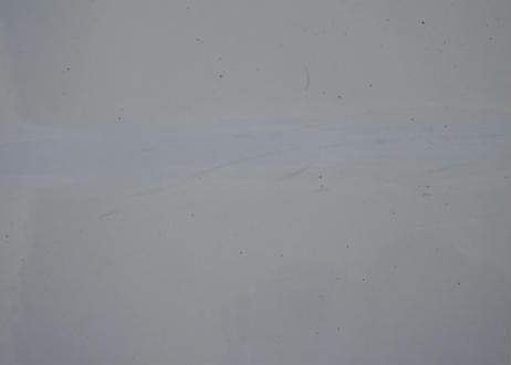 ヴィンテージ ファイアンス 長方形 大型プレート42x32cm〖202106-25〗