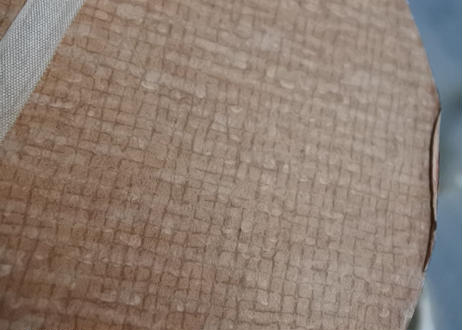 アンティーク ドミノペーパー カルトナージュ ボックス #1 【2020DEC-006】