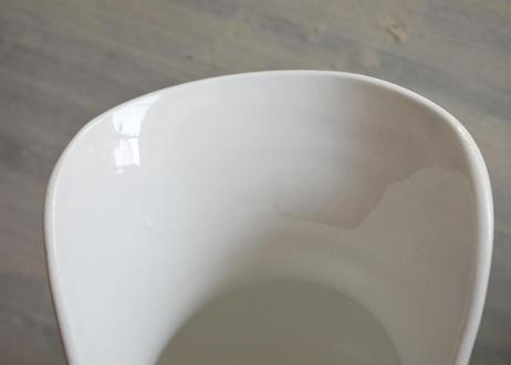 サルグミンヌ 白いピシェ 高さ18cm〖202108-041〗