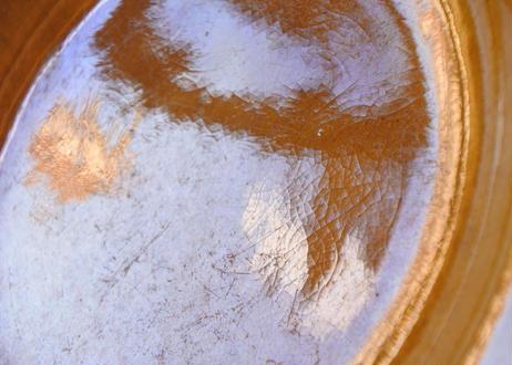 南仏陶器 黄釉 デザートプレート #1〖202106-12〗
