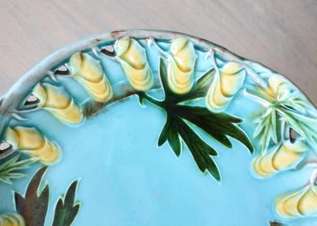 バルボティーヌ ビレロイ&ボッホ 黄色いお花 ケーキ皿 #1〖202005-077〗