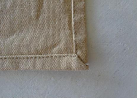 インド製 ハンドプリントのランチョンマット&ナプキン セット