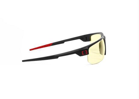 Torpedo360 (レンズ2枚を含む6点セット) - Onyx (黒) _ Amber + Sun レンズ