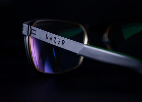 FPS by Razer - Onyx (黒) _ Amber レンズ
