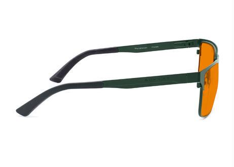 RX Pendleton - Moss (モスグリーン) _ 度入りレンズ (+5.50 ~ -5.50)