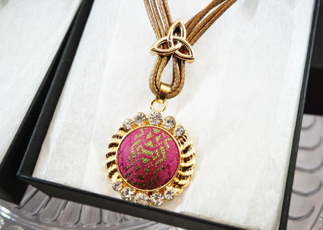 【Jemy Accessories】ネックレス(レザー)