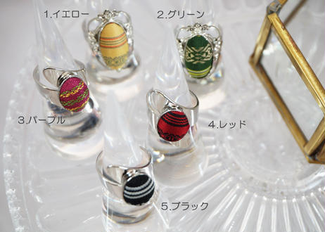 【Jemy Accessories】リング