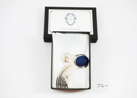 【Jemy Accessories】ブローチ