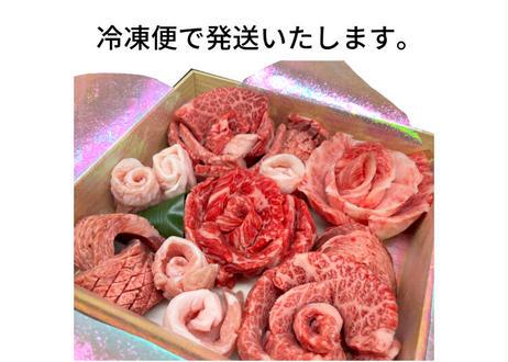 ありがとうの花 お重箱『花織』