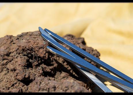 ステンレス製キャンプ用ペグ 『打刀』16cm×4本セット