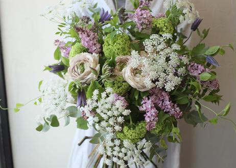 【仙台市外】Bouquet / Arrangement Deluxe type