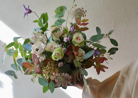 【仙台市内】Bouquet / Arrangement ML type