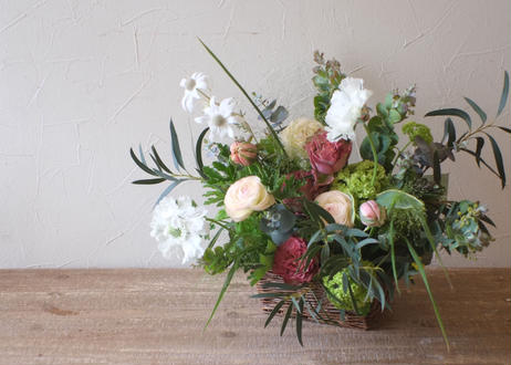 Bouquet / Arrangement / Swag Middle type
