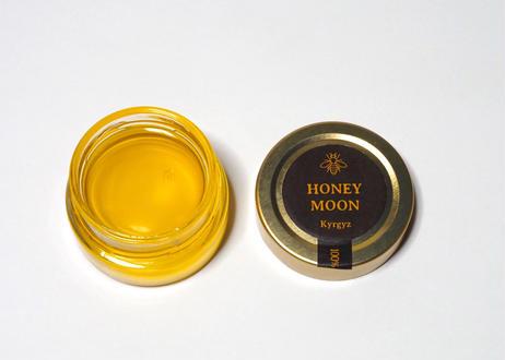 HONEY MOON 2021年7月採りたて 110g Pure 非加熱・無添加Raw Honey