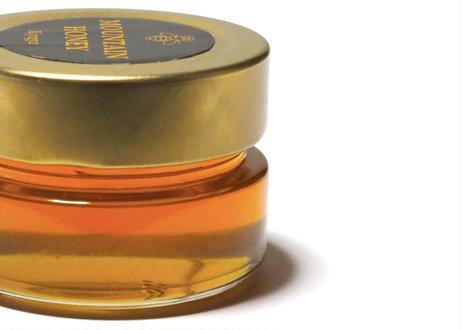 Mountain Honey (百花はちみつ)110g Pure 非加熱・無添加Raw Honey