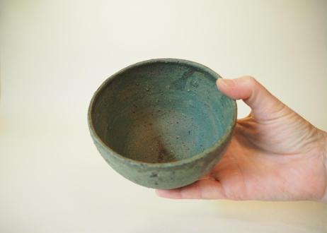 銅緑釉小鉢