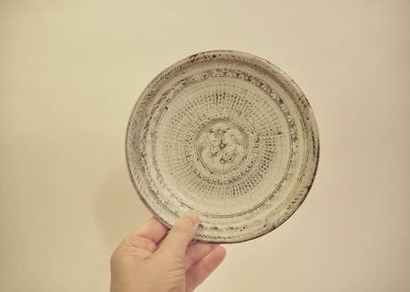 三嶋五寸皿 ④